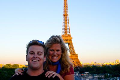 Olympics Trip Paris France
