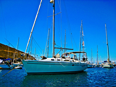 Catalina Isthmus trip July 2013